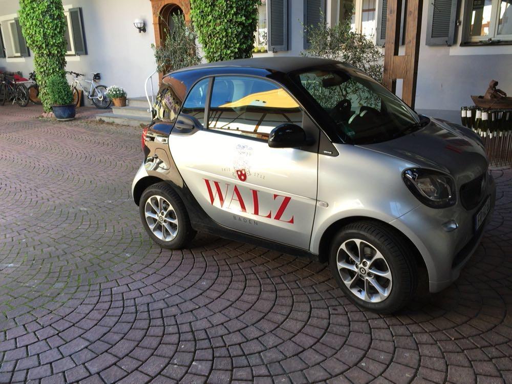 Foto Weingut Walz Heitersheim Automobil